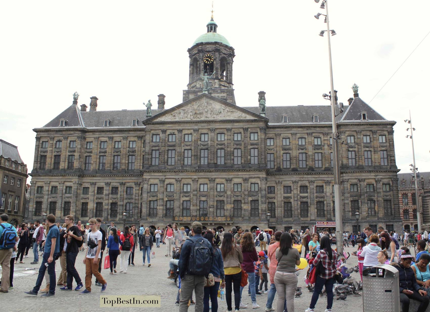 Royal Palace Amsterdam (1)
