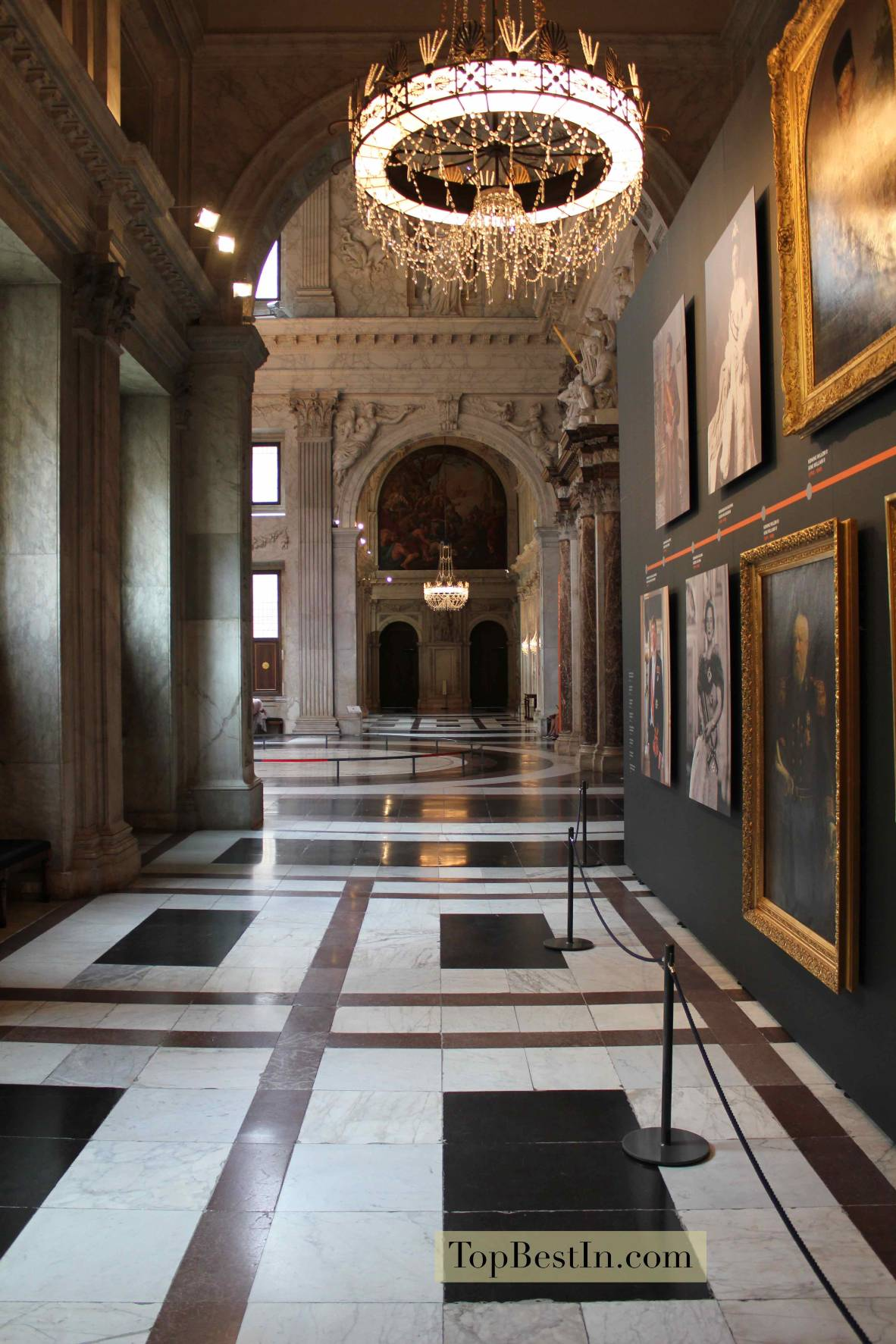 Royal Palace Amsterdam (4)