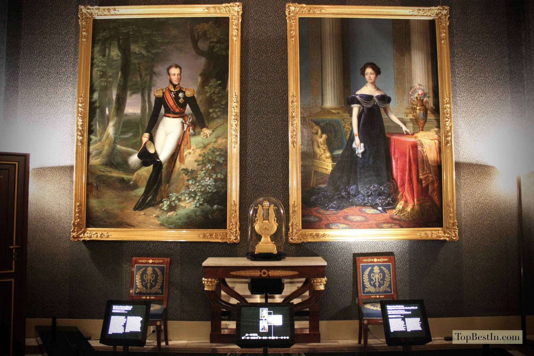 Royal Palace Amsterdam (6)